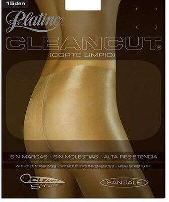 PLATINO Cleancut GLANZSTRUMPFHOSE sheer glossy TIGHTS 6Farben/6colours Special 2