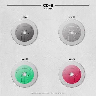 MONSTA X Album [THE CONNECT : DEJAVU] CD + 84p Booklet + 2p Photocard Sealed 4