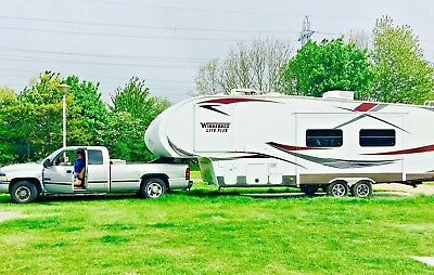 5th Fifth  wheel RV, caravan, boat & trailer towing service. Local, UK, Europe 2