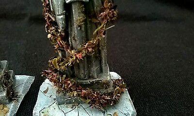 50g Woodland Bark ~ Scenic Modelling Scatter Warhammer Model Scenery Fantasy