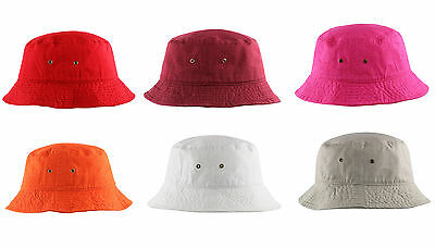 69539f55376232 ... Newhattan 1500 Washed Cotton Bucket Hat Fishermen Summer Cap Genuine New  w Tags 2