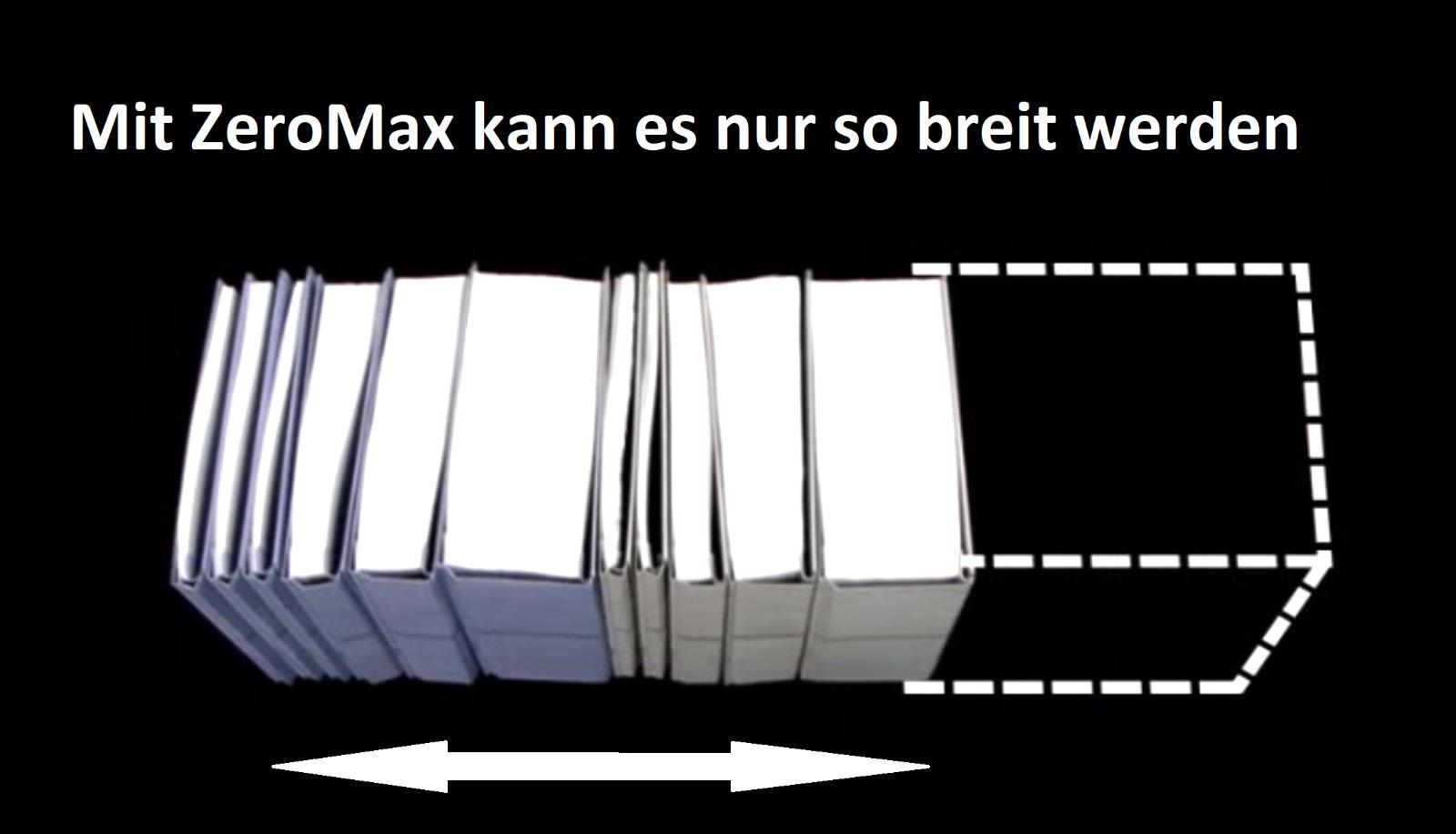 4 x Akten-Ordner PP A4 50 mm Gelb Kunststoff Archiv Büroordner Ringordner