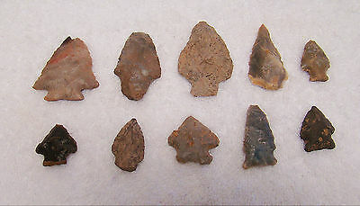 Tennessee, White Co., Cabnyfork Creek 10 Stone Points 2