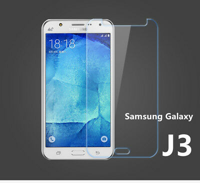 Vitre protection VERRE Trempé film écran Samsung galaxy J1/J3/J5/J6/J7 2016/2017 5
