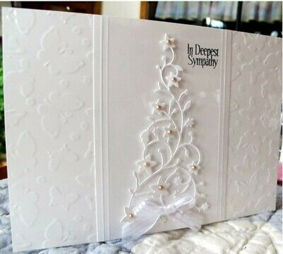Christmas Tree Die Cut Stencil Flowering Memory Box Metal Cutting Dies Holidays