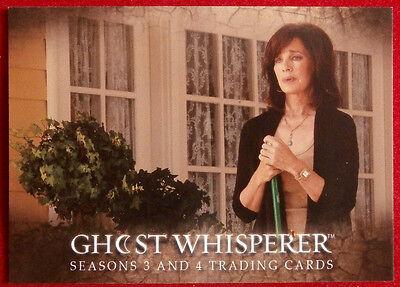 GHOST WHISPERER - Seasons 3 & 4 - Complete Base Set (72 cards) - Breygent 2010 6