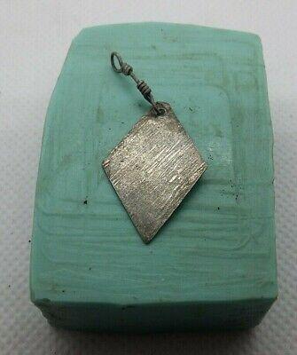 Rare! Perfect Ancient  Silver Ornament Decoration Viking AGE c.9-11 AD #454 5