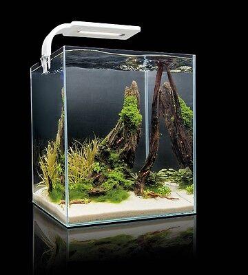 AQUAEL Aquarium SHRIMP SET Nano komplett inkl. LED Beleuchtung, Filter, Heizer 2