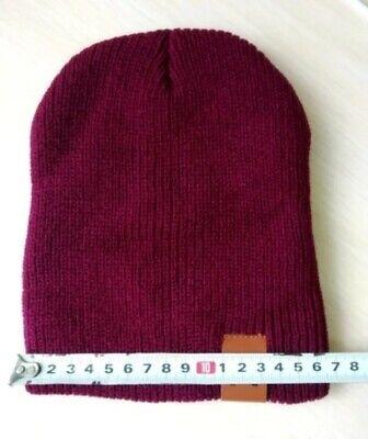 mummy daddy /& baby matching hats twinning mum /& me winter woolly kintted beanies
