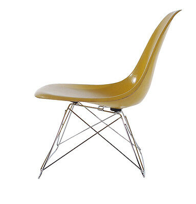 Low Rod / Cats Cradle Chair Base for Herman Miller Eames Shell Lounge Knoll 6