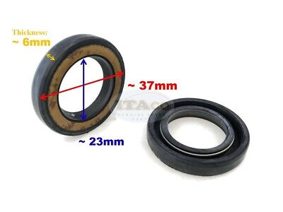 Crankshaft Oil Seal 6A4 93101-25M35 fit Yamaha Outboard 20HP 25HP 30HP 50HP 2T