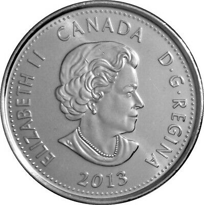 Canada quarter 25 cents coin, The War of 1812, Col Charles de Salaberry, 2013 2