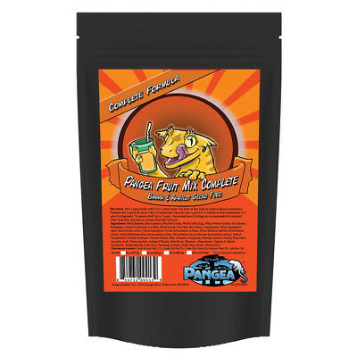 Pangea Fruit Mix Complete Gecko Diet -  Apricot Crested Gecko Food- All Sizes 2