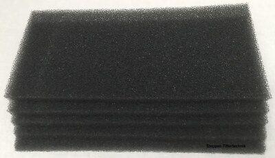 3 x Schwammfilter HX für Whirlpool / Bauknecht / Privileg Trockner  Filter