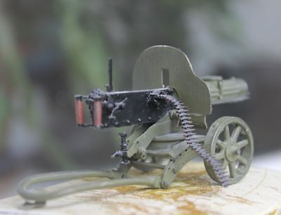 RUSSIAN SOVIET MAXIM Machine Gun scale 1:16 resin kit 120 mm