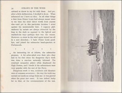 Stoker STRAWS IN THE WIND   Dardanelles  AUSTRALIAN SUBMARINE AE2  PoW in TURKEY 4