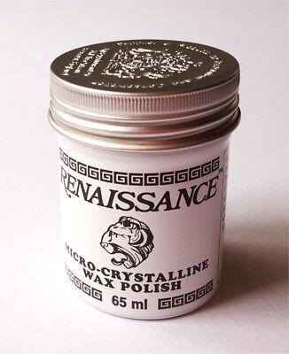 Renaissance Micro-Crystalline Wax Polish 2 Sizes 2