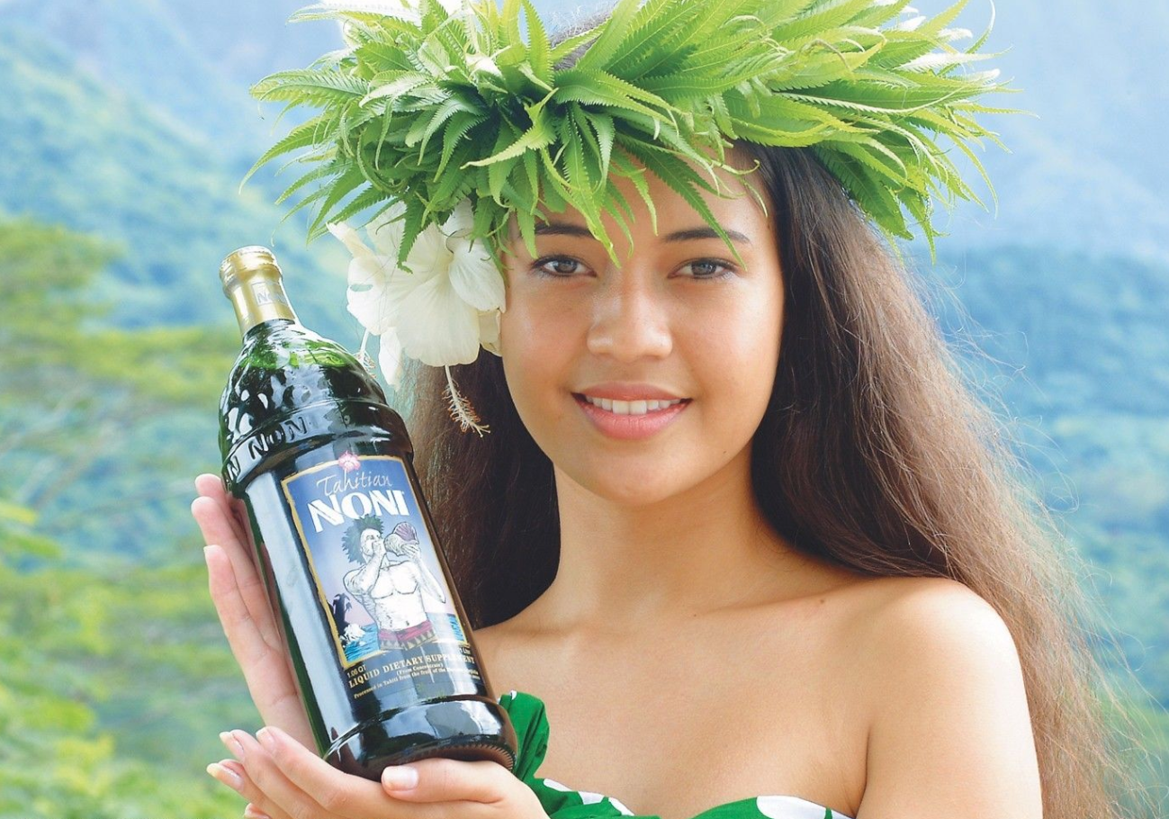 Tahitian Noni Juice by Morinda Inc. (4 bottle case) *NEW LOOK!* 8