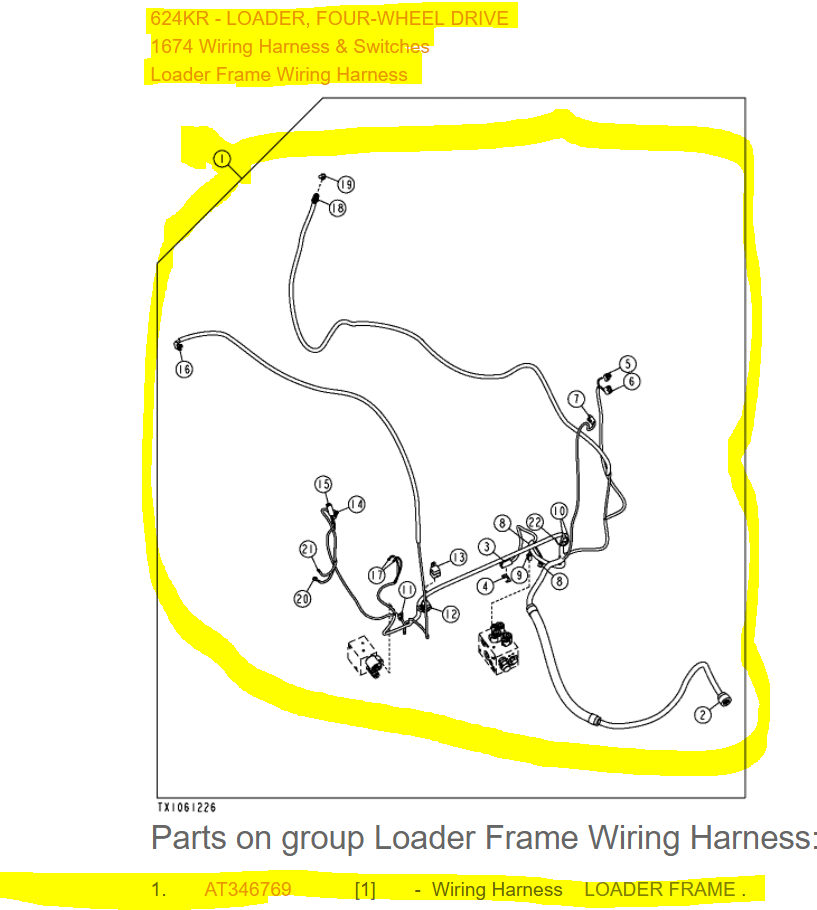 Perfecto John Deere Picture Frames Componente - Ideas Personalizadas ...