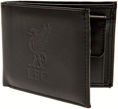 Debossed Crest Leather Football Club Sports Team Money Card Wallet Purse 3