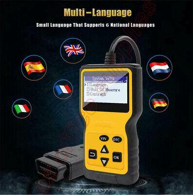 Jaguar F S X Type XF XJ XK XK8 R R-S Fault Code Diagnostic Reader Scanner tool