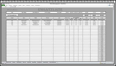 Rechnungsprogramm Rechnungssoftware Mahnung Lieferschein Angebot Fax Brief Pdf