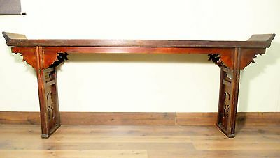 Antique Chinese Altar Table (5544), Circa 1800-1949 11