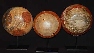Pre-Columbian Chupicuaro Bowls, Set of 3, Authentic Mesoamerica 12