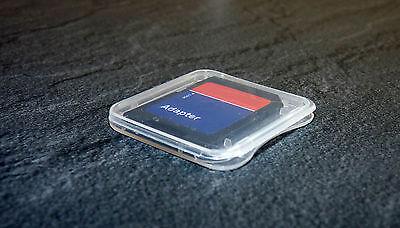 5 Stück Hülle für SD Karte EXTRA FLACH Speicherkarte ETUI Schutzhülle Box Case 2