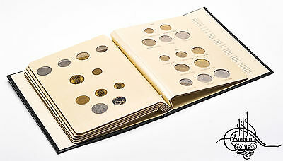 Tunisia 1960-2013 Coin Album 1968 1970 1976 1983 1988 1990 1993 1996 1997 1999 7