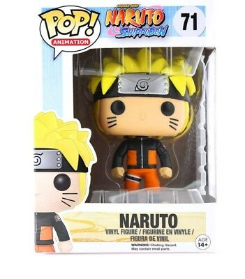 Funko Pop Animation: Naruto Shippuden - Naruto Vinyl Figure Item #6366 2
