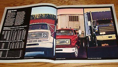 Original 1984 Chevrolet Chevette Sales Brochure 84 Chevy