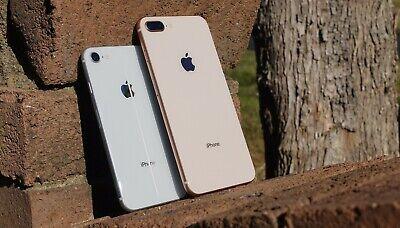 Apple iPhone 8 - 64GB 256GB - Unlocked Smartphone Various Colours Grades 9