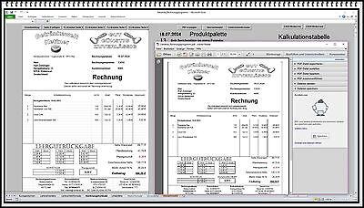 Rechnungsprogramm für Getränkehandel Trinkhalle Getränkegroßhandel Getränkemarkt