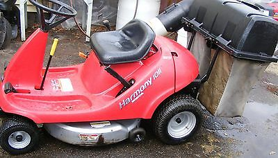 Superb 6 Of 7 HONDA HARMONY 1011 Riding Lawn Mower Tractor ENGINE AIR FILTER  CLEANER BREATHER