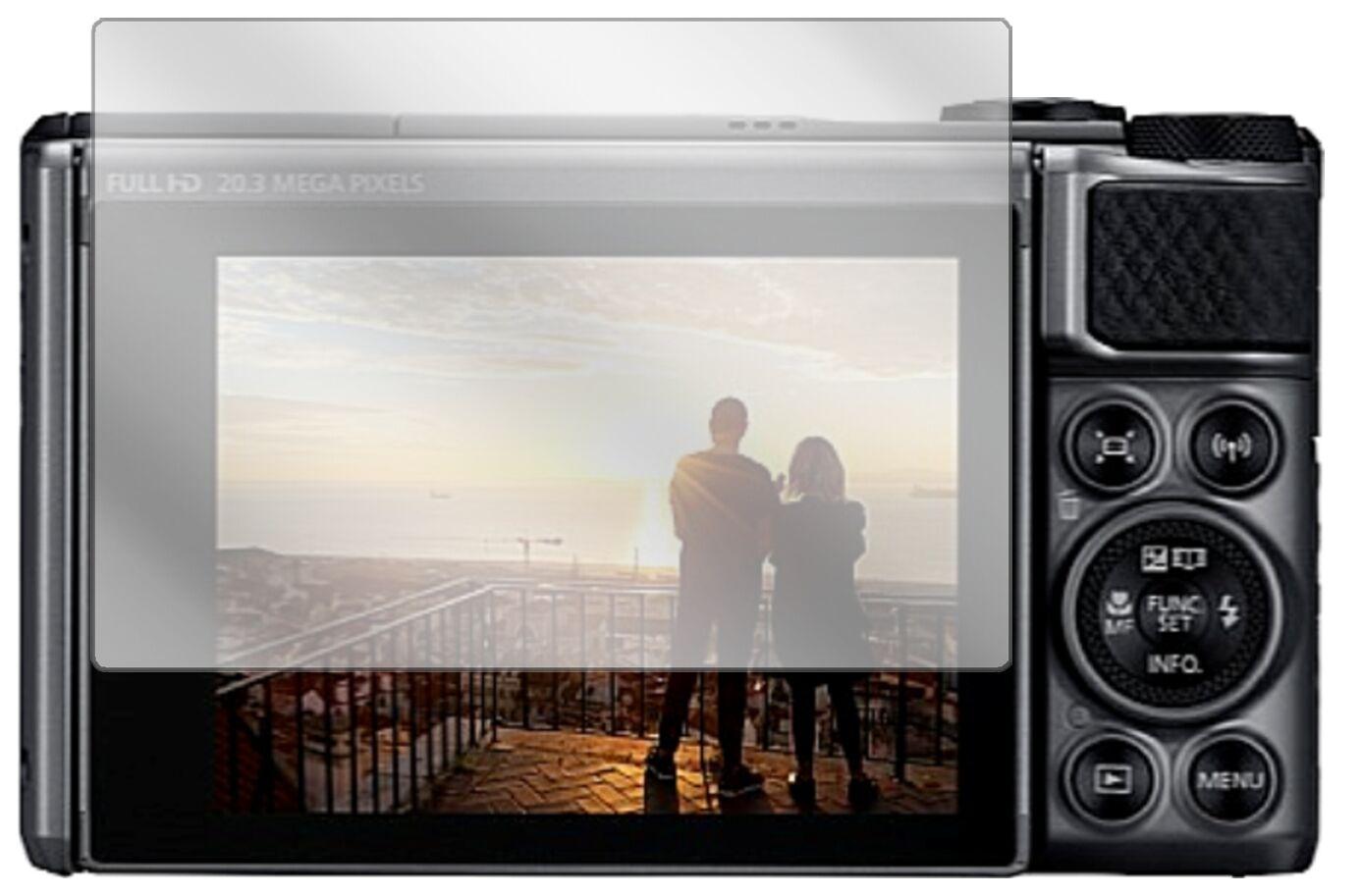 6x Canon Powershot Sx730 Hs Schutzfolie Klar Displayschutzfolie Sx620 Paket 1 Von 4kostenloser Versand Folie Dipos