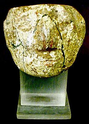 Pre-Columbian STONE PECTORAL GUERRERO EX: SOTHEBY'S '77 2