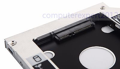 DY-tech New 2nd HDD SSD Hard Drive Caddy for Toshiba R800 R830 R930 R935 R940 S75 A7140 A7221