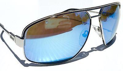6f74aa0188 ... NEW REVO STARGAZER Chrome Aviator POLARIZED Blue Water Sunglass 1002 03  BL BONO 2