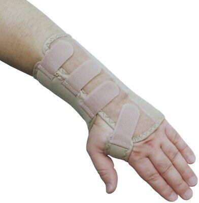 LTG Neoprene Wrist Support Brace Splint Carpal Tunnel Sprain Strain Arthritis 4