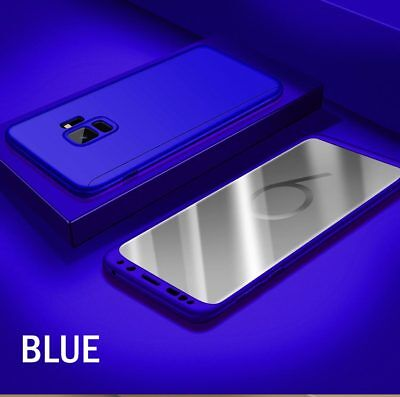 Luxury 360 Degree Full Cover Phone Shockproof Case For Samsung Galaxy S9 S10Plus 9