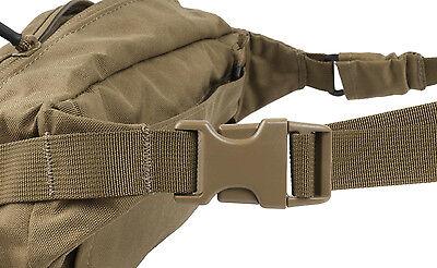 Helikon-Tex Possum Waist Pack Shadow Grey-Black Hüfttasche Gürteltasche Cordura