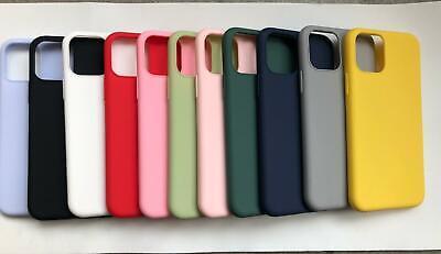 Cover Custodia Per Apple Iphone 11 11 Pro Max  Xr Xs + Pellicola Vetro Temperato 2