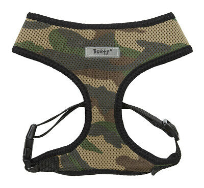 Bunty Mesh Harness for Dog / Cat, Padded, Adjustable Soft & Comfortable 4
