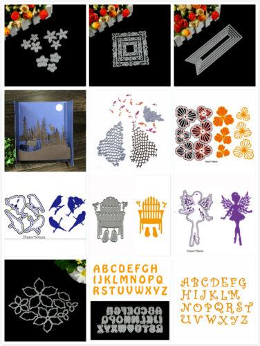Design Metal Cutting Die For DIY Scrapbooking Album Paper Cards Embossing 2