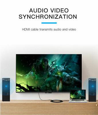 Cable hdmi 2.0 4K 60Hz ultra HD 2160p 3D Full HD HDTV HDR 18GB 1,5 2 3 5 10 30 m 11
