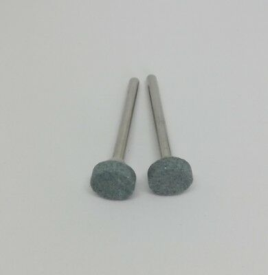 10Pcs Ceramic Stone Polishing Grinding for Dremel Rotary Die Grinder tool bit 3