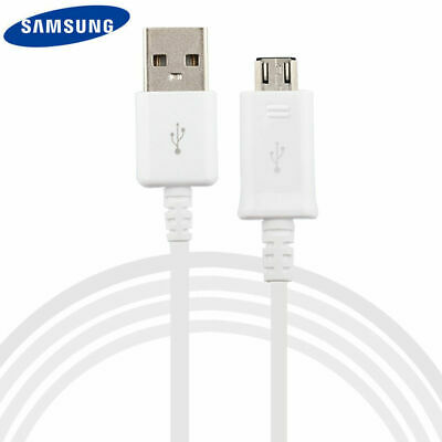 Genuine Samsung Galaxy S7 / S6 Edge Fast Quick Charger & Micro Usb Cable 2