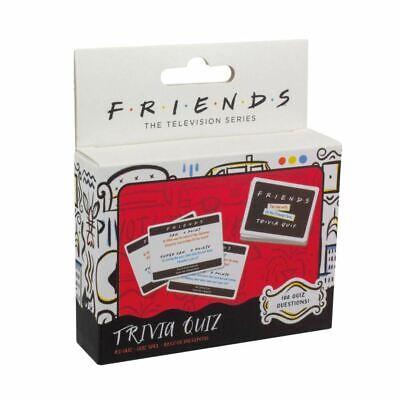 Friends TV Show Trivia Quiz Card Game 2