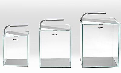 AQUAEL Aquarium SHRIMP SET Nano komplett inkl. LED Beleuchtung, Filter, Heizer 4